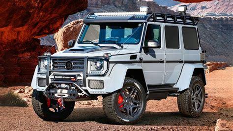 G Wagon Interior Parts Brabus Adventure Mercedes G 500 4x4