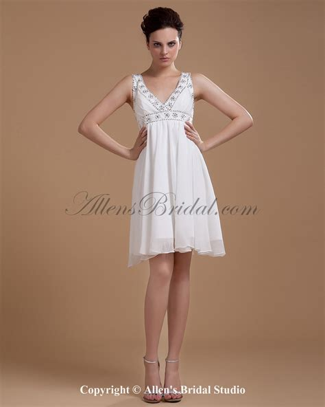 Wedding Dresses That Are Knee Lenght   Style Of Bridesmaid Dresses