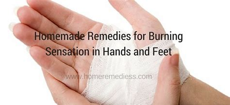 Relieve Burning Sensation In The And Palms With These Remedies And Personality Grooming by Burning And Pictures Photos