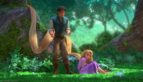 film disney rapunzel disney tangled rapunzel and eugene wallpapers kids