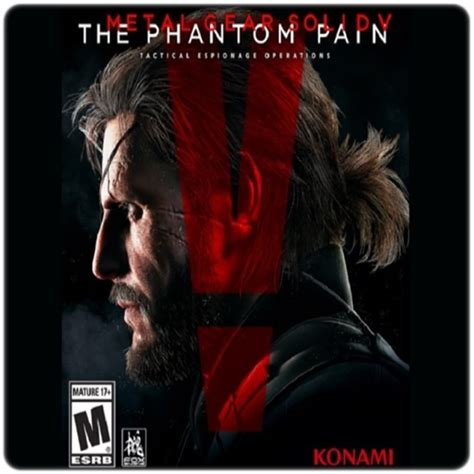 Metal Gear Solid 5 V Phantom Pc Steam Cd Key Original metal gear solid v the phantom oficial steam pc r 69 90 em mercado livre