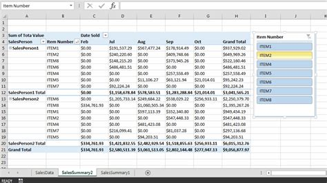 How To Use Pivot Tables In Excel 2013 by 10 Ways Excel Pivot Tables Can Increase Your Productivity