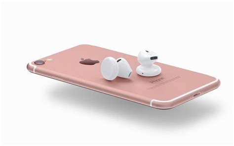 iphone 7 new concept wireless earpods hd