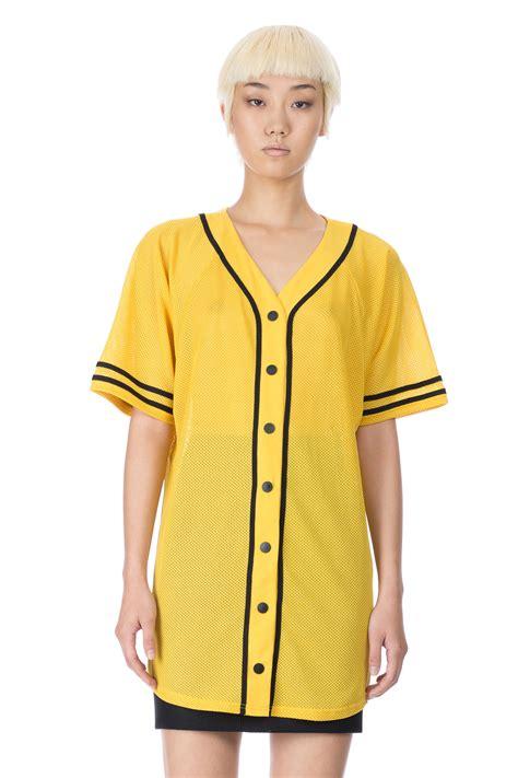 Kitchen Island Tables Rihanna For River Island Mesh Baseball Shirt Women