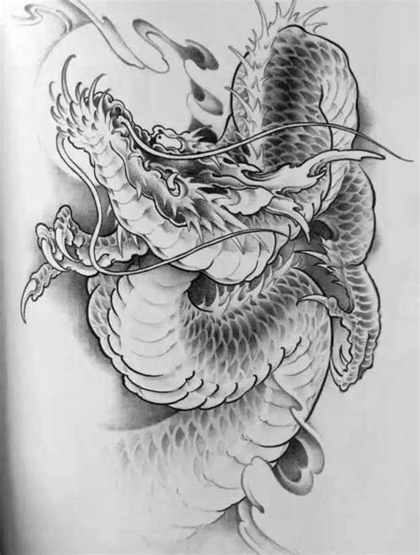 dragon tattoo jamaica ave 276 best images about japanese dragons snakes on pinterest