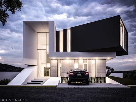 fachadas de casa moderna ideas en fachadas de