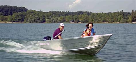aluminium boot leger bateaux marine l 233 ger en aluminium