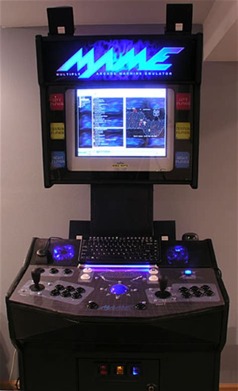 mame console image gallery mame console