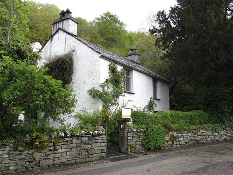 Wordsworth Cottage by File Grasmere Dove Cottage 120508w Jpg Wikimedia Commons