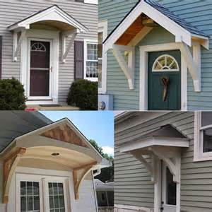 exterior door awning best 25 house awnings ideas on metal awning