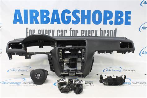airbag set dashboard volkswagen jetta  airbageu