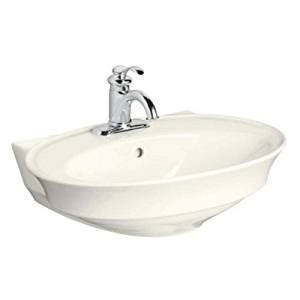 Sterling Bathroom Fixtures Sterling 446124 96 Sacramento Lavatory Basin Biscuit Touch On Bathroom Sink Faucets
