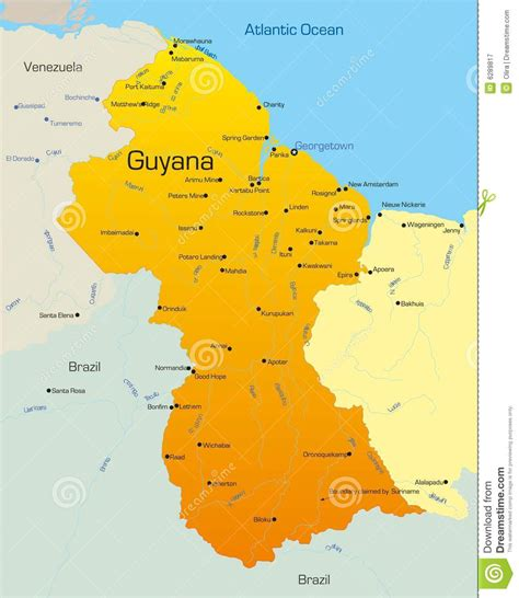 The Upward Spiral Of Land Prices In Guyana Kaieteur News   guyana royalty free stock photography image 6289817