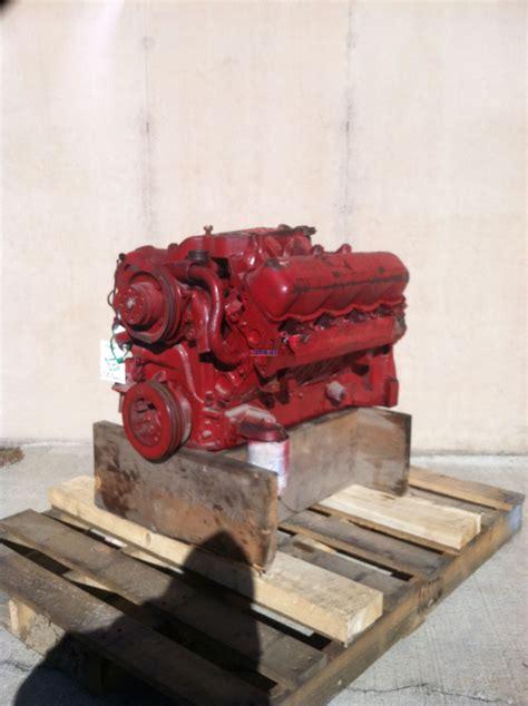 engine international ih   engine long block  esn  hcn
