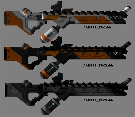 Weapon District 4 Tshirtkaosraglananak Oceanseven district 9 assault rifle at fallout new vegas mods and community