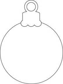 Clip On Christmas Ornaments - christmas ornament coloring pages wallpapercraft