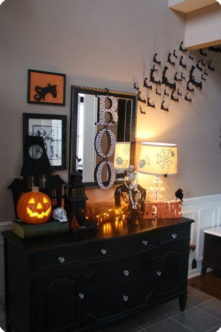 halloween bedroom decorating ideas 25 best ideas about halloween displays on pinterest