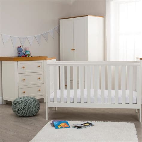 oak nursery furniture set kiddicare nursery furniture cot bed roomset antique