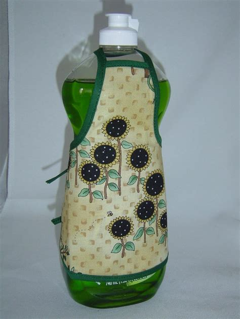 apron pattern for dishwashing liquid bottle 1000 images about dish soap aprons on pinterest search