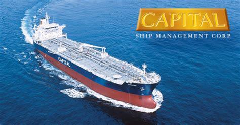 ship management pdf capital ship management corp