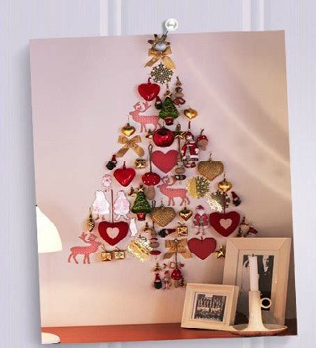 Handmade Tree Ideas - 7 simple craft ideas easy handmade decorations