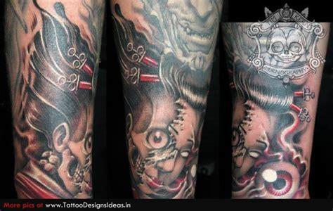 geisha tattoo on dark skin geisha tattoo images designs