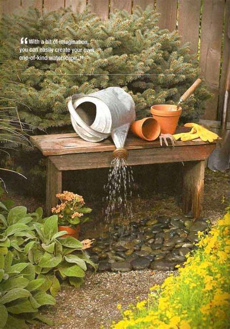 small backyard water feature ideas 26 wonderful outdoor diy water features tutorials and ideas that will beautify your