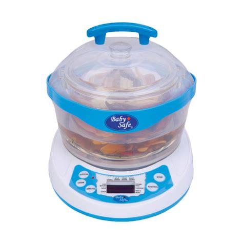 Promo Termurah Baby Safe Sterilizer 10 In 1 Multifunction Steamer jual baby safe 10 in 1 multifunction steamer harga kualitas terjamin blibli
