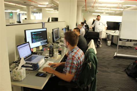 amazon office inside best buy s new seattle technology development