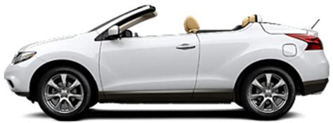 2014 nissan murano crosscabriolet softtop convertible