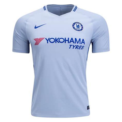 Jersey Padang Away 1718 1718 Chelsea Away Soccer Jersey Shirt Cheap Soccer