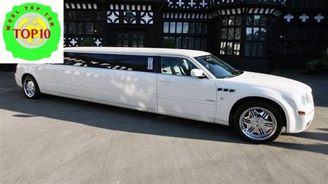 best limos in the world top 10 most expensive limousines in the world youtube
