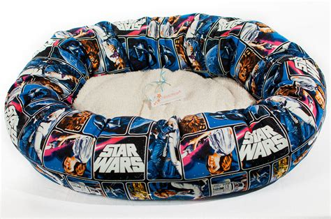 starwars bed super geeky star wars dog bed small reserved for nasimr