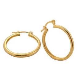 loop earrings wholesale gold earring supply simple loop gold earrings