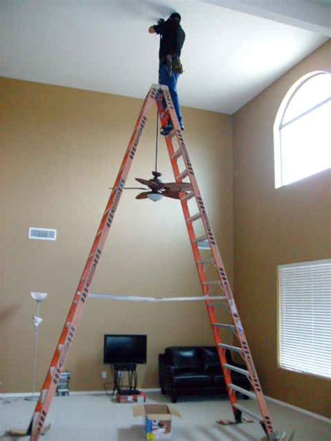 Ceiling Fan For High Ceiling by Pictures From Alltrade Handyman And Appliance Repair