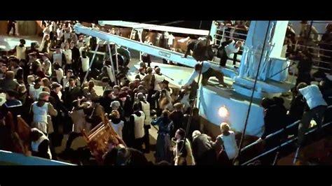 boat crash films titanic sinking scene full part 1 2 youtube