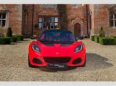 Lotus Elise Somehow Sheds 90 Pounds for New Sprint Special ... 2017 Lotus Elise Weight