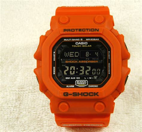 G Shock King Of G the king of g shock gxw 56 4jf on 50gs mygshock
