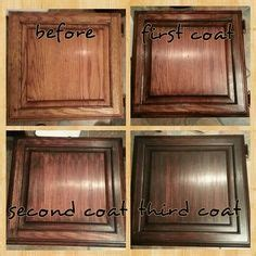 antique walnut gel stained card general finishes antique walnut gel stain kitchen cabinets home decor stained