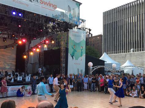 midsummer night swing lincoln center midsummer night swing 2017 nyc