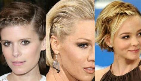 peinados de pelo corto para fiestas 60 peinados para cabello corto en tendencia para este a 241 o