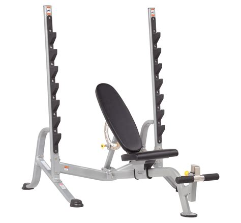 hoist fitness bench hoist hf 5170 7 position f i d olympic bench the