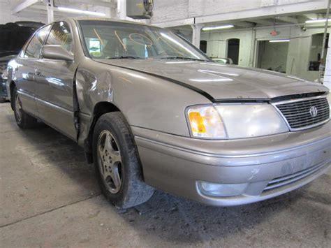 95 Toyota Avalon Rear Door Glass Toyota Avalon 1995 95 96 99 Right 20317015