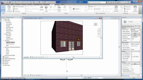 tutorial revit architecture 2012 revit architecture 2012 tutorial 07 youtube