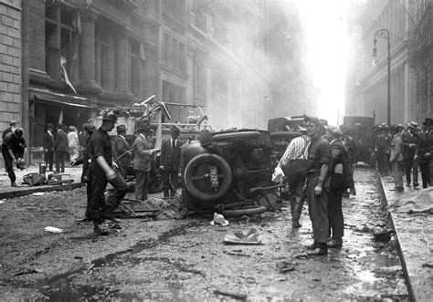 of the 1920s the 1920 wall street bombing was never solved
