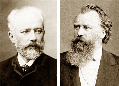 Home Building Quotes brahms and tchaikovsky richard nilsen