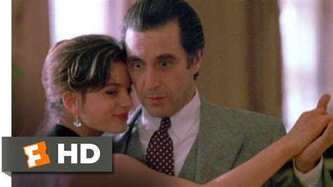 the scent of a the tango scent of a woman 4 8 movie clip 1992 hd youtube