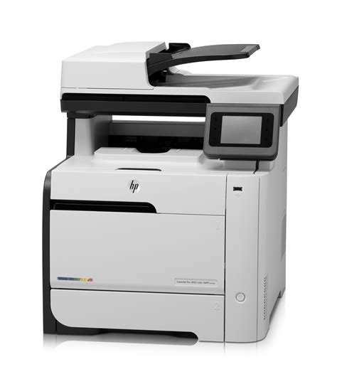 Printer Laserjet Color hp laserjet pro 400 color mfp m475dn series copierguide