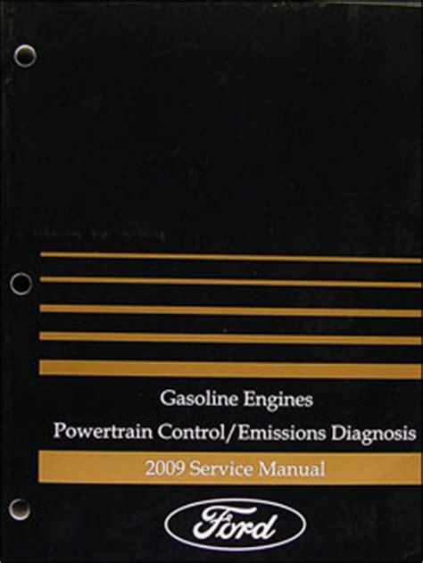 vehicle repair manual 2009 mercury milan engine control 2009 ford flex repair shop manual original 2 volume set