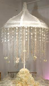 Chandelier Wedding Centrepieces Wedding Reception Chandelier Centerpiece